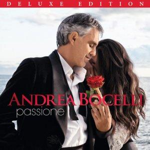 album Passione - Andrea Bocelli