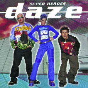 album Super Heroes - Daze