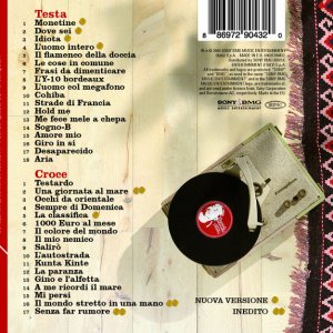 album Monetine - Daniele Silvestri
