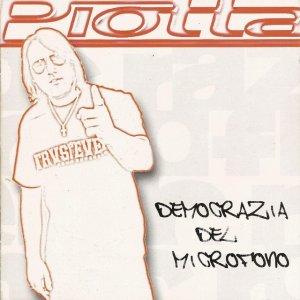 album Democrazia Del Microfono - Piotta