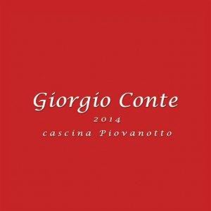 album 2014 Cascina Piovanotto - Giorgio Conte