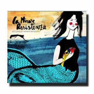 album La minore resistenza - secondo appartamento