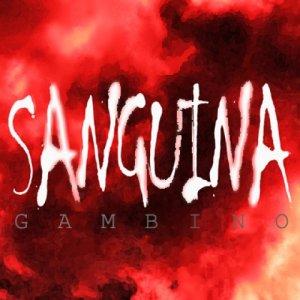 album Sanguina - GAMBINO