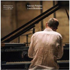 album Live in Bratislava - Fabrizio Paterlini