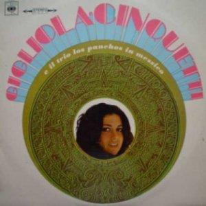 album Gigliola Cinquetti E Il Trio Los Panchos In Messico - Gigliola Cinquetti