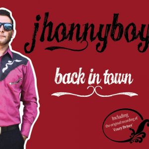 album Back in town - Jhonnyboy