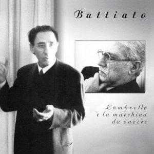 album L' Ombrello E La Macchina Da Cucire - Franco Battiato