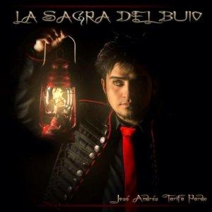 album La Sagra del Buio - José Andrés Tarifa Pardo