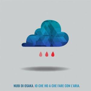album Io che ho a che fare con l'aria EP - Nubi di Osaka