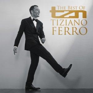 album TZN -The Best Of - Tiziano Ferro