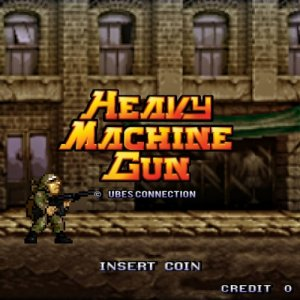 album Heavy Machine Gun - UbesConnection