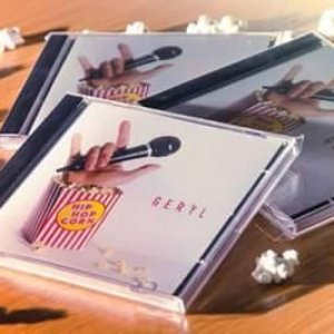 album HIP HOP CORN - GERYL MC