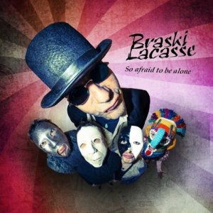 album So Afraid To Be Alone - Braski