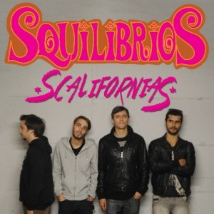 album ScaliforniaS - SquilibrioS Punk Rock
