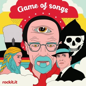 album Rockit Game of Songs - Compilation