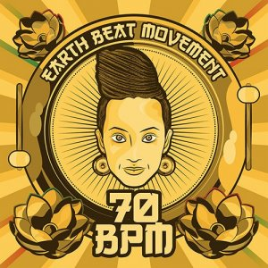 Earth Beat Movement 70 BPM copertina