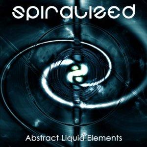 album Abstract Liquid Elemens - Spiralized