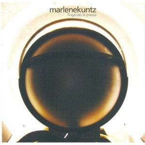 album Fingendo la poesia (ep) - Marlene Kuntz