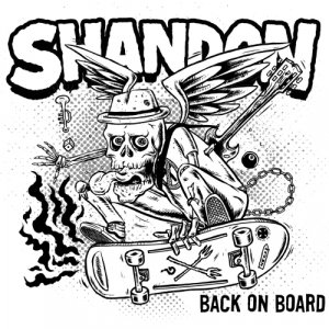 Shandon Back on board copertina