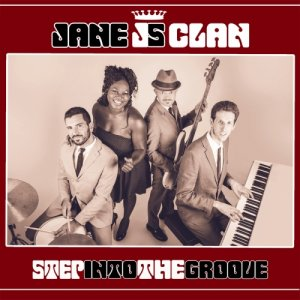 album Step into the groove - Jane J's Clan