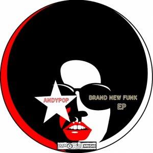 album Brand New Funk - Andypop