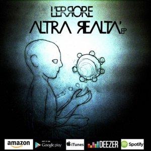 L'ERRORE Altra Realtà EP copertina