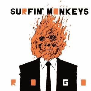 album ROGO - Surfin' Monkeys