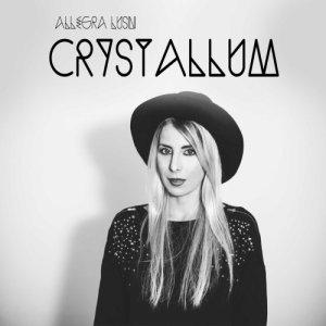 Allegra Lusini CRYSTALLUM copertina