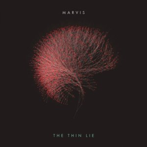 Marvis The Thin Lie copertina