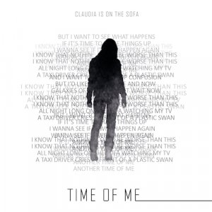 album Time Of Me - claudia is on the sofa