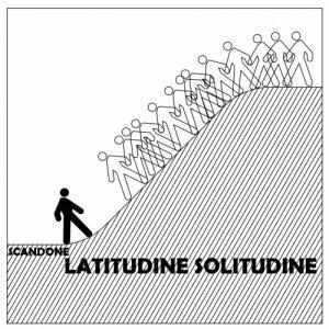 album LATITUDINE SOLITUDINE_EP - SCANDONE