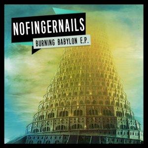 album Burning Babylon - No Finger Nails