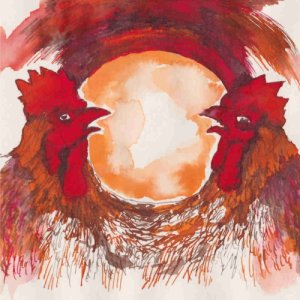 album Due teste EP - gallo minore