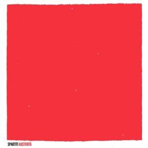 Spartiti (Max Collini + Jukka Reverberi) Austerità copertina