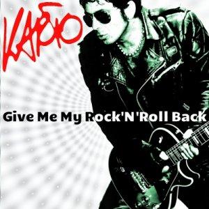 album Give me my rock 'n' roll back - Karto