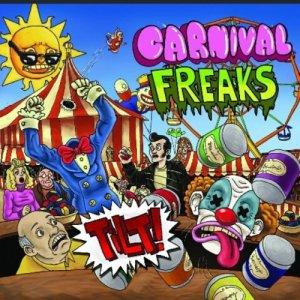 album Tilt - The Carnival Freaks