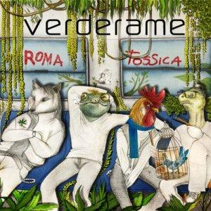 album Roma tossica - Verderame