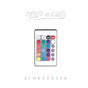 album Sinestesia - Delitto su carta