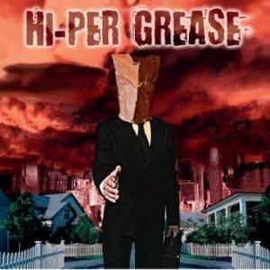 album FRAUDULENT I.D. - Hi-per grease