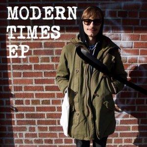 Ed Modern Times EP copertina