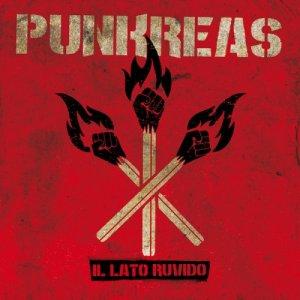 Punkreas IL LATO RUVIDO copertina