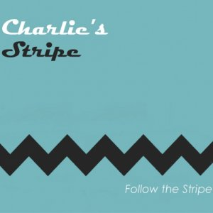 Charlie's Stripe Follow the Stripe copertina