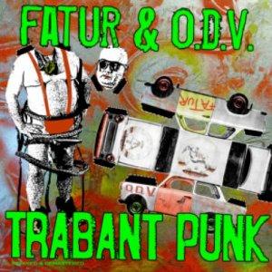 album Trabant Punk - Fatur & O.D.V.