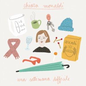 album Una settimana difficile - Chiara Monaldi
