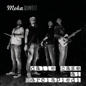 album Dalle case ai marciapiedi - Moka quartet