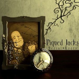 Piqued Jacks Aerial Roots copertina
