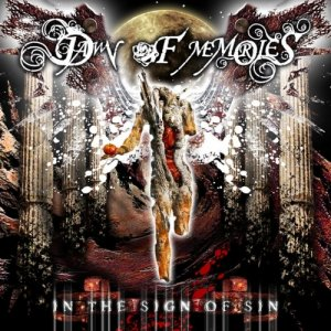 album In the sign of sin - Dawn of Memories