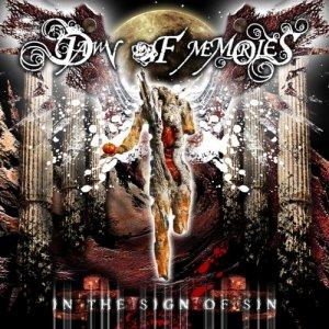 album In the sign of sin - Dawn of Memories