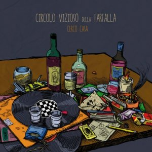 album Cerco casa - Circolo Vizioso della Farfalla