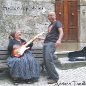 Adriano Tarullo Sacce cu è ju bblues copertina